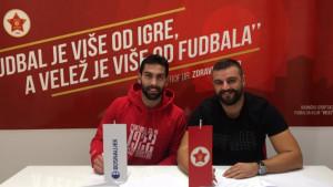 Vedran Kjosevski novi golman FK Velež