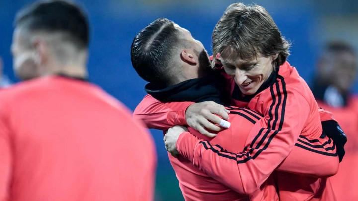 Ramos propričao na 'našem': Ciganski prijatelju...