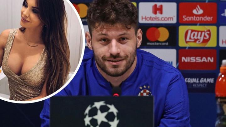 Bruno Petković 'uhvaćen' sa bivšom suprugom Dinamove legende?