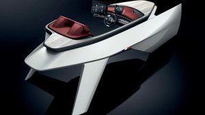 Peugeot i Benetau predstavljaju Sea Drive Concept