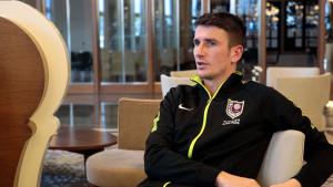 Dupovac: Nije lako igrati za FK Sarajevo, ali to je draž fudbala