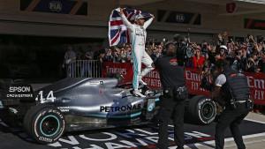 Hamilton: Odličan je osjećaj biti upisan među sve one slavne i uspješne vozače