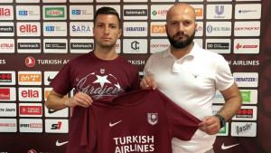 Aleksandar Pejović novi fudbaler Sarajeva!
