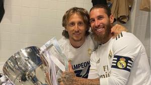 Modrićev oproštaj govori koliko je Ramos bio poštovan