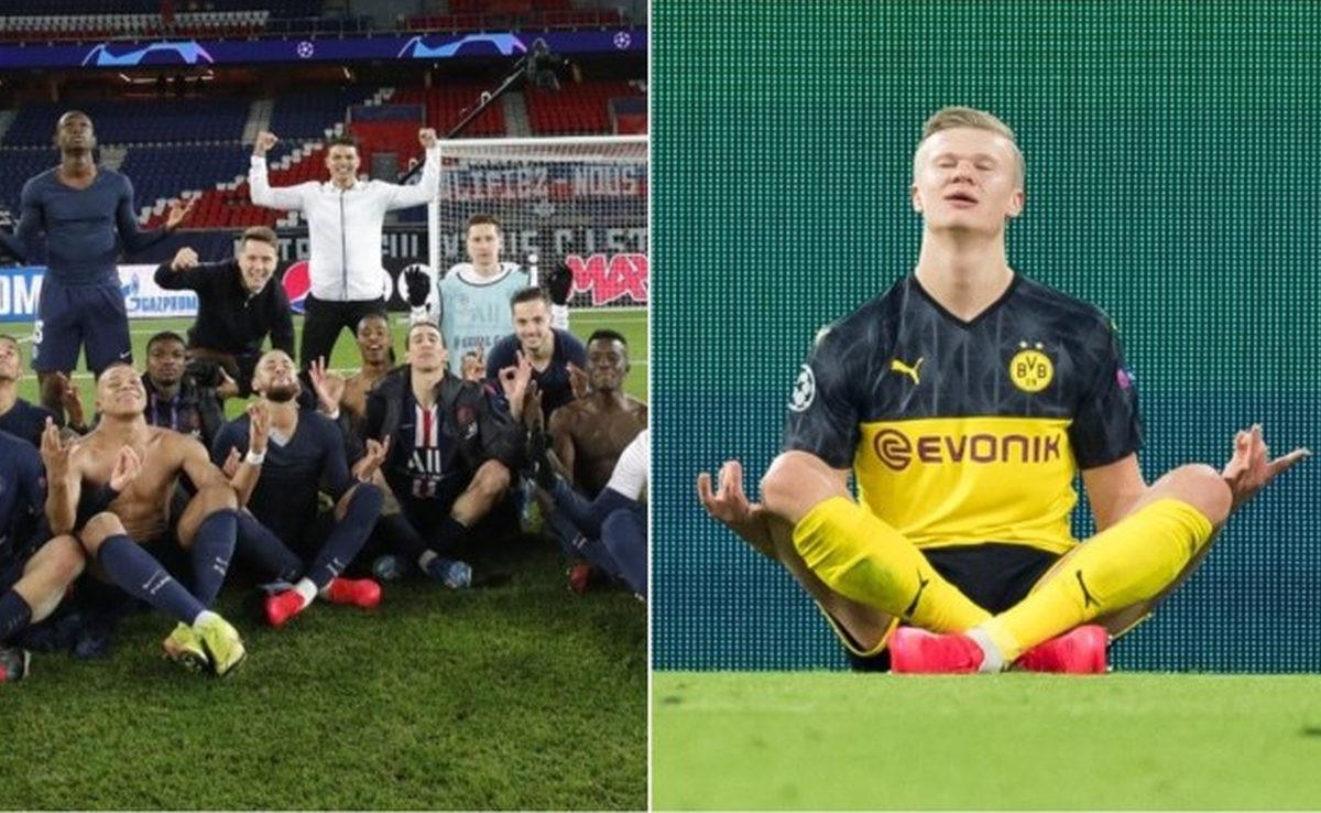 Erling Haaland je napokon odgovorio na ruganje igrača PSG-a: A da nije Norvežanin...