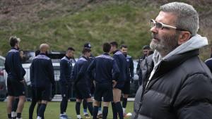 Uprava FK Željezničar dala obećanje Sliškoviću koje će najviše obradovati igrače Plavih