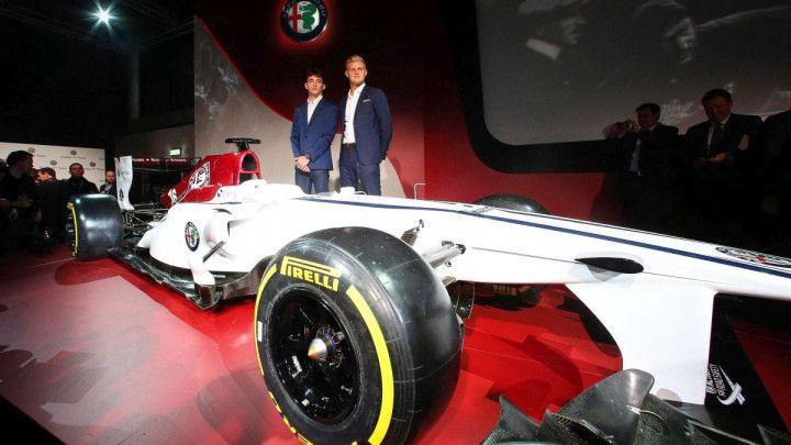 Alfa Romeo nakon više od tri decenije ponovo u Formuli 1