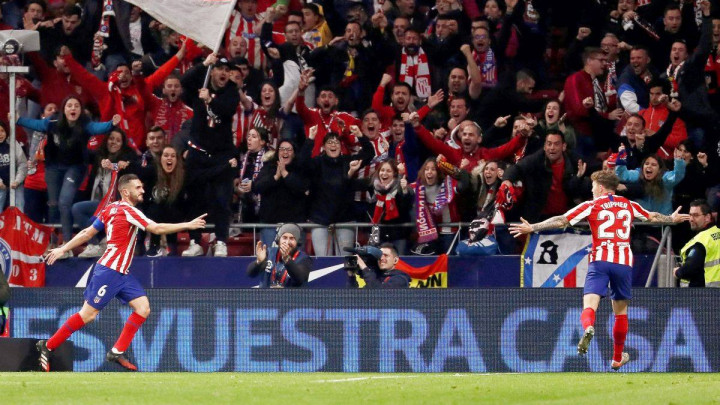 Atletico Madrid siguran protiv Villarreala