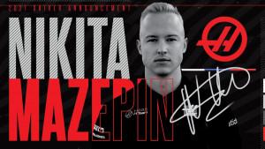 Nikita Mazepin od naredne sezone u bolidu Haasa