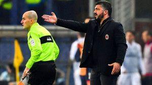 Gattuso: Ne idemo u London na odmor, moramo se boriti za grb
