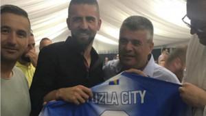 Devetka Tuzla Cityja za Vedada Ibiševića