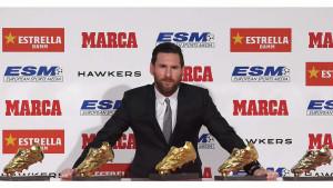 Messi je ipak prerano krenuo sa slavljem, čeka nas uzbudljiva utrka za Zlatnu kopačku