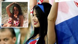 Sjećate li se najseksi hrvatske navijačice? Sada je pozirala u svojim novim kupaćim kostimima...