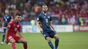 Pjanić utučen nakon poraza: Na Džeki je bio penal, bio sam iza njega