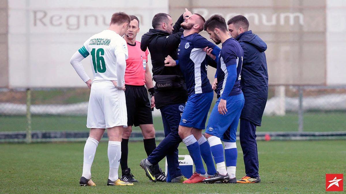 Dobre vijesti za Osima: Denis Žerić lakše povrijeđen