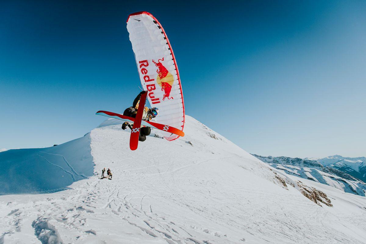 Speedriding u Alpama otkriva sve čari ovog ekstremnog sporta
