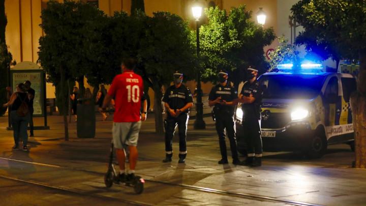 Navijači Seville se uspjeli ušunjati na sinoćnje finale?