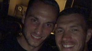 Arnautović i Džeko postaju saigrači?