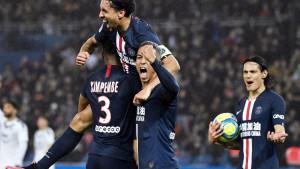 Fantastičan meč u Parizu: Sedam golova, pobjeda PSG-a i crveni karton za Neymara