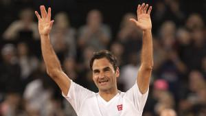 Roger Federer se vraća