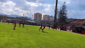 Badji pogodio za vodstvo Tuzla Cityja protiv Mladost