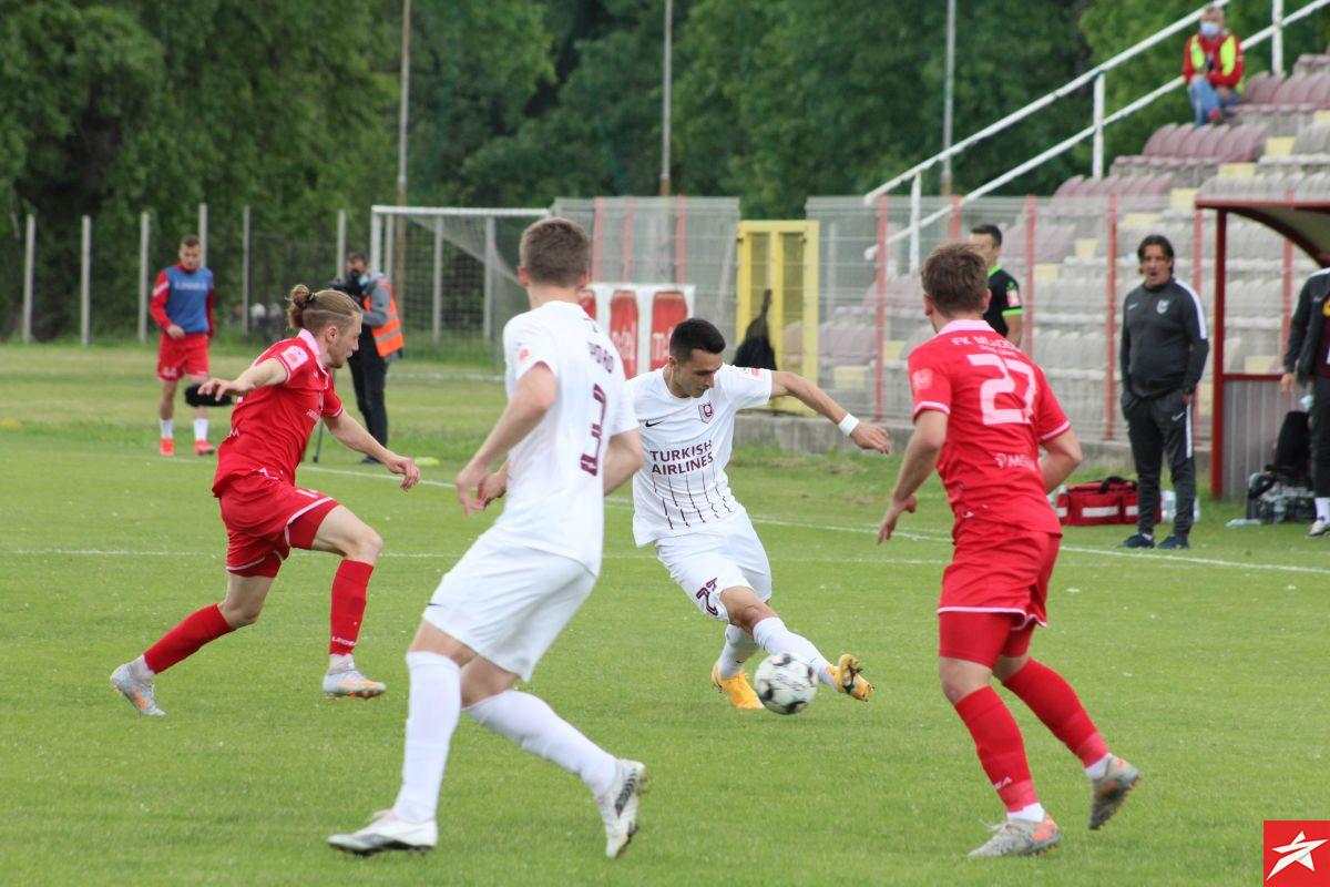 Bivši fudbaler Sarajeva karijeru nastavlja na Kipru
