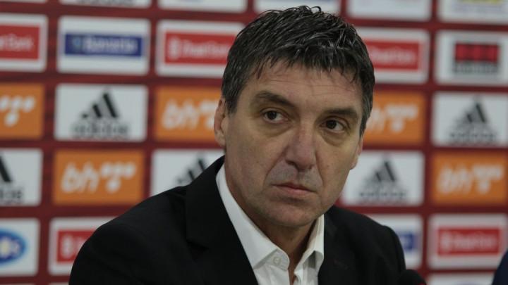 Gotovo je, Vinko Marinović je novi trener FK Sarajevo