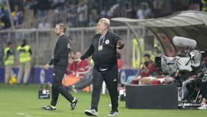 Prosinečki: Begoviću sam na sastanku rekao da ne može birati utakmice, ali i dalje računam na njega