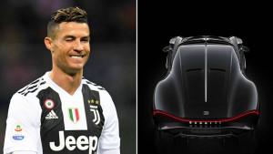 Cristiano Ronaldo postaje vlasnik jedinstvenog i najskupljeg automobila na svijetu