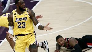 NBA klasik pripao Lakersima, prvaci ponizili Pacerse