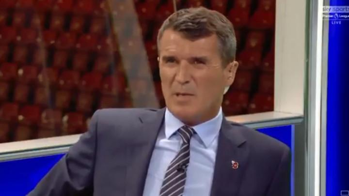 Keane se obrušio na igrača Tottenhama: On misli da je igrač, da je postigao nešto...