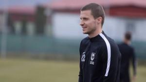 Svi fudbaleri Sarajeva su sinoć bili sretni, ali Šofranac posebno