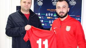 MNK Mostar SG Staklorad: Predstavljen Anel Radmilović