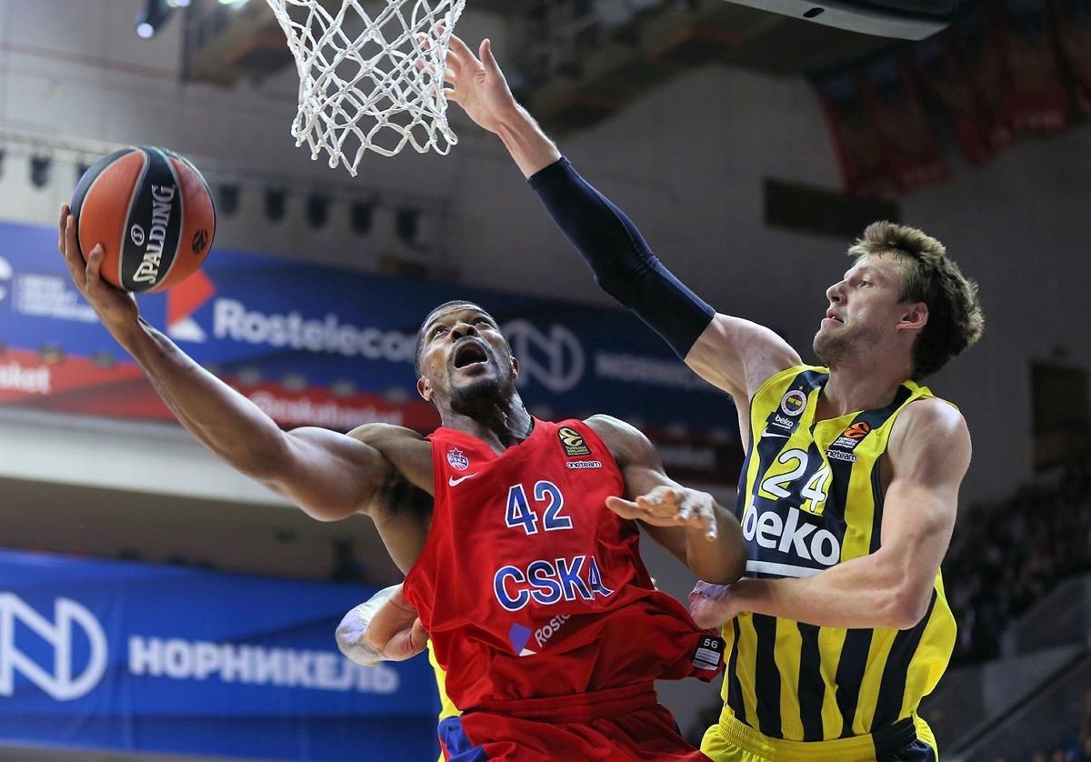 CSKA preko Fenerbahcea rutinski do nove pobjede