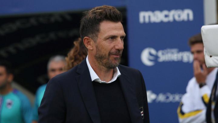 Di Francesco napušta Sampdoriju nakon očajnih rezultata
