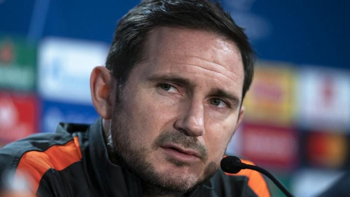 Frank Lampard najavio rasprodaju u Chelseaju
