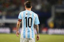 Ronaldo: Messi nas je sve napustio