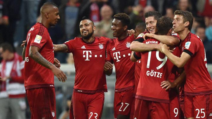 Kako vam se dopada novi Bayernov grb? | SportSport
