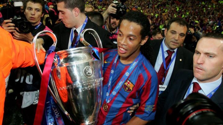 Ronaldinha pitali ko će osvojiti Ligu prvaka, a njegov odgovor sve šokirao