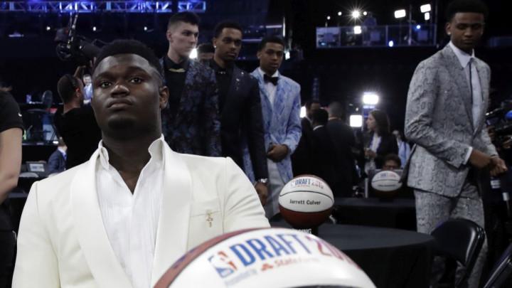 Ni najbolji defanzivac lige nije mogao ništa Zionu: NBA je spremna za novu zvijer