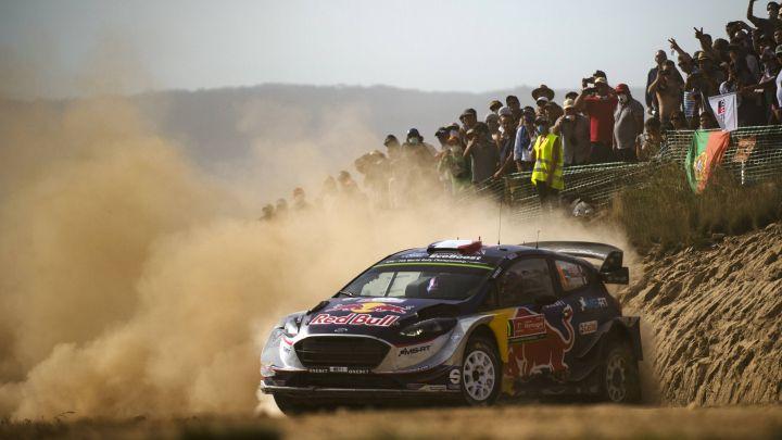 WRC: Ogier na vrhu nakon greške Tanaka