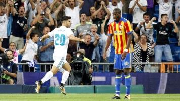Golijada na Santiago Bernabeu: Fantastičan pogodak Asensija