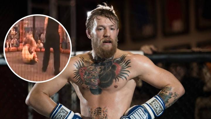 McGregor nije prestajao plakati nakon poraza: 'Morao sam otići u njegovu svlačionicu...'