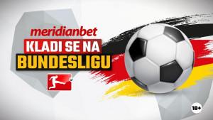 Meridian kvote za Bundesligu obaraju sve rekorde!