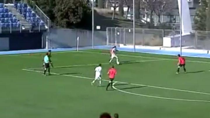 Zidaneov sin pokazao da zna s loptom: Majstor je na oca!