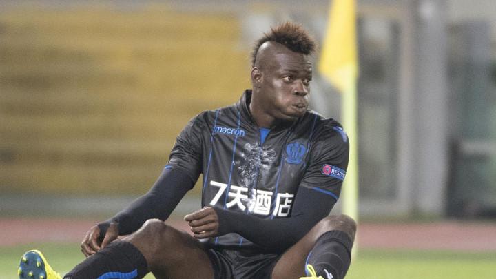 "Balotelli ponovo prouzrokovao ""zbrku"", Vieira iznenađen i razočaran"