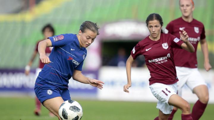 Chelsea lagano pobijedio SFK 2000 na Koševu