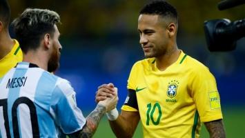 Neymar želi dokazati Messiju da mu je doživotni prijatelj