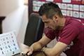 Berberović vjeruje u Olimpic, ali i u svoj tim