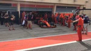 Otac je sigurno ponosan: Mick Schumacher debitovao u Formuli 1 u bolidu Ferrarija